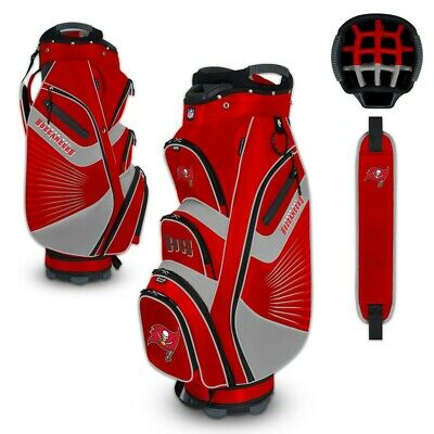 5f958dfb WILSON STAFF - New NFL Cart Golf Bag - Tampa Bay Buccaneers 2019 ...