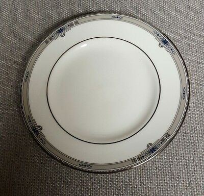 """Wedgwood AMHERST PLATINUM 6"""" Bread and Butter Plate"""