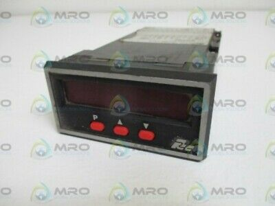 Red Lion Controls Imi04100 Meter Intelligent Rate * Used *