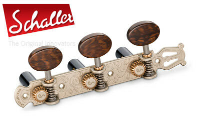 NEW Schaller Machine head GrandTune for Classic guitar Lyla SatinPearlSnakewood