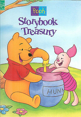 Pooh Storybook Treasury - 4 original stories featuring Pooh & His Friends HB