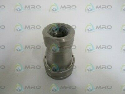 Safeway Hydrualics Inc. Quick Coupling Ss105-8 *New No Box*