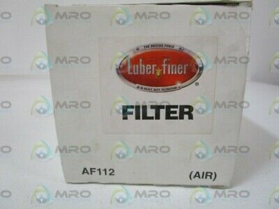 Luber Finer Filter Af112 *New In Box*