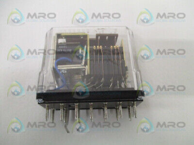 Struthers-Dunn 219Xdx69P Relay 125Vdc *Used*