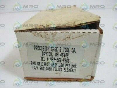 Dayton 60114007 Filter Element Assembly * New In Box *