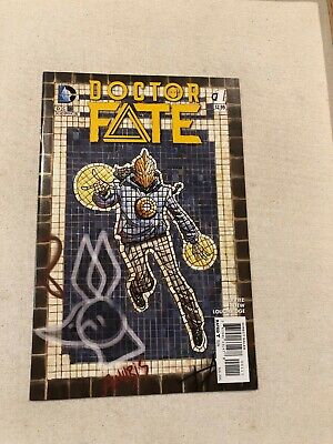 Doctor Fate #1 Nm- 9.2 1St Appearance Of Khalid Nassour