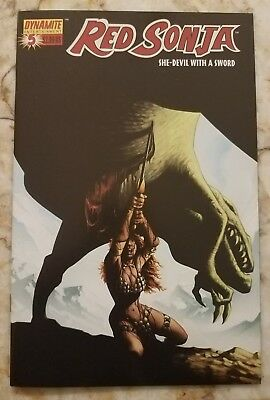 Red Sonja She Devil With A Sword (2005) #5 Nm A Variant Isanove Dynamite Comic 1
