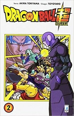 MANGA Dragon Ball Super Nº2 NUOVO