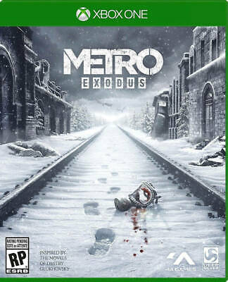 Metro Exodus Xbox One(Download/Read/No Code)