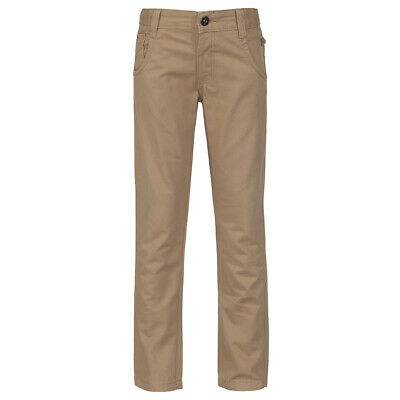 Boys & Baby Chinos Straight Leg Colour Adjustable Waistband