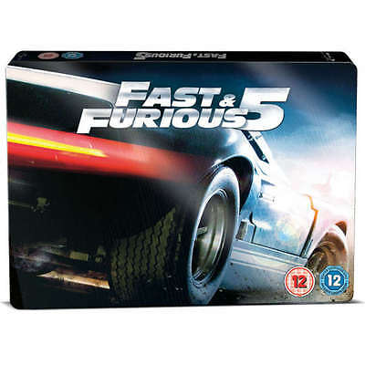 Bluray Steelbook Fast and Furious 5