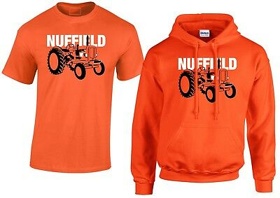 Nuffield Vintage Tractor MENS T-Shirt/Hoodie
