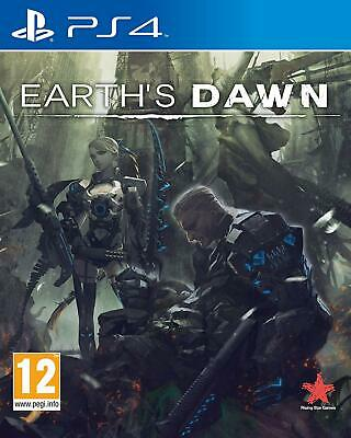 Earth's Dawn (PlayStation 4 PS4) Game | BRAND NEW & SEALED | FAST FREE POST