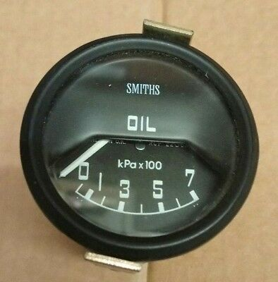 New Range Rover Classic Smiths Oil Pressure Gauge With Fittings