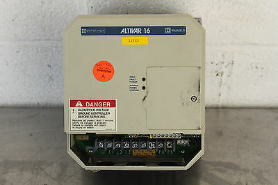 Schneider Electric Telemecanique Atv-16U18-N4 1Hp 460V Ac Drive