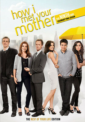 How I Met Your Mother: The Complete Season 9 (DVD,2014)