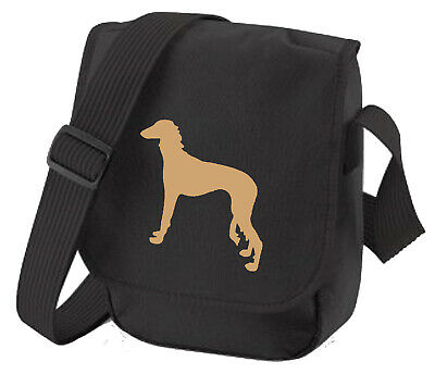 Saluki Bag Dog Walkers Bag Shoulder Bags Handbags Birthday Saluki  Xmas Gift