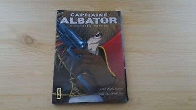 Capitaine Albator Dimension Voyage tome 1 (Manga, VF)