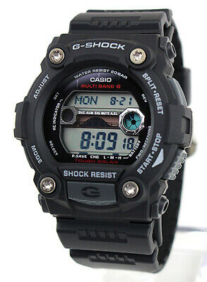 Casio GW 7900-1 Men's G Shock Solar Powered Watch for Men