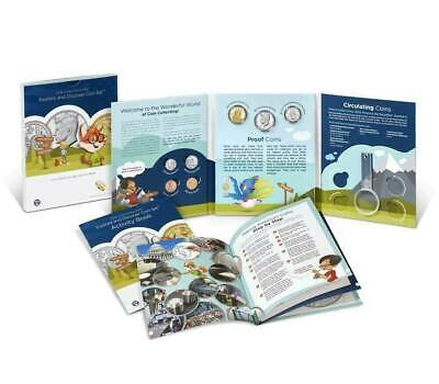 2019 Explore and Discover Coin Set (19XGB) IN STOCK READY TO SHIP
