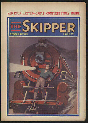 Skipper 25. Amazing 'Time Capsule' From A Significant Collection