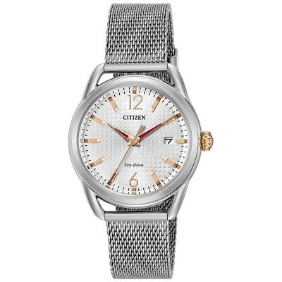 -NEW- Citizen LTR Drive Ladies Eco-Drive Watch FE6081-51A