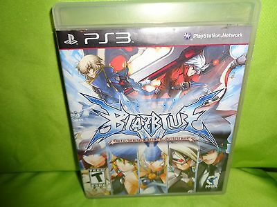 BlazBlue: Continuum Shift  used for  PS3 Video Game System Sony Playstation 3