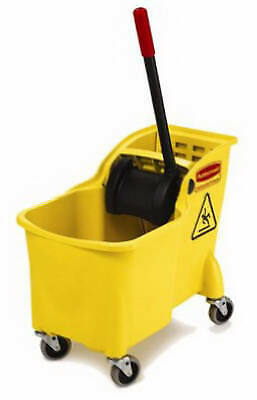 RUBBERMAID COMM PROD 31QT Tandem Bucket 1887304