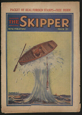 Skipper 76. Amazing 'Time Capsule' From A Significant Collection.