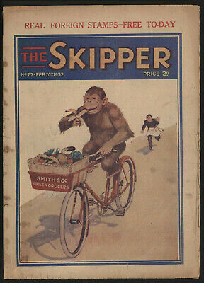 Skipper 77. Amazing 'Time Capsule' From A Significant Collection.