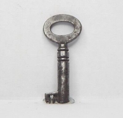 Antique Victorian cabinet Key 1.5 inch  Gothic box Caddy  drawer bb