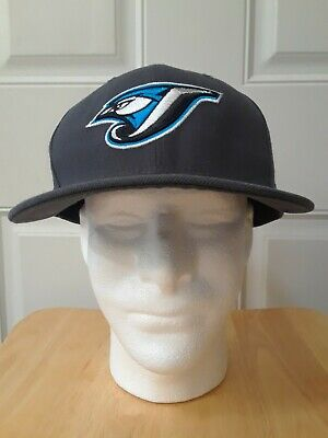 low priced 9f3b2 b2030 Toronto Blue Jays apparel NEW ERA 59FIFTY fits 7 5 8 genuine merchandise  hat.
