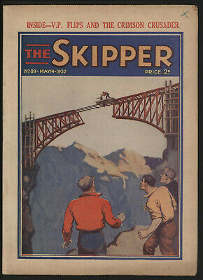 Skipper 89. Amazing 'Time Capsule' From A Significant Collection.
