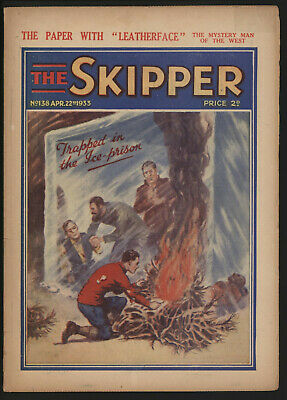 Skipper 138. Amazing 'Time Capsule' From A Significant Collection.