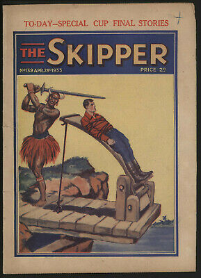 Skipper 139. Amazing 'Time Capsule' From A Significant Collection.