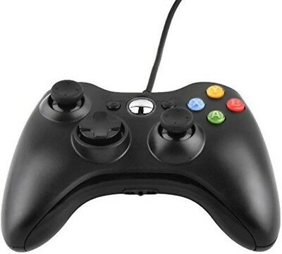 USB Wired USB Remote Game Controller Gamepad For PC Windows TDO