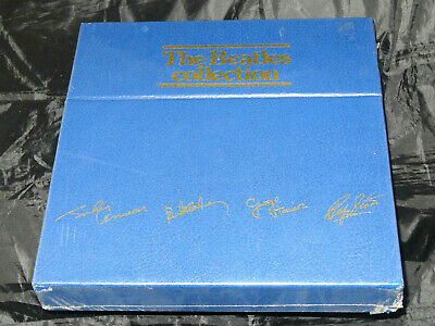 Beatles ‎The Beatles Collection Sealed Vinyl Record UK 1978? 14 Lp Box Set #3640