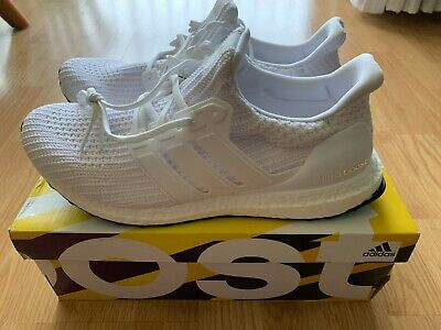 b0fbce4a7  BB6168  Mens Adidas UltraBoost Ultra Boost 4.0 Running Shoe Triple White