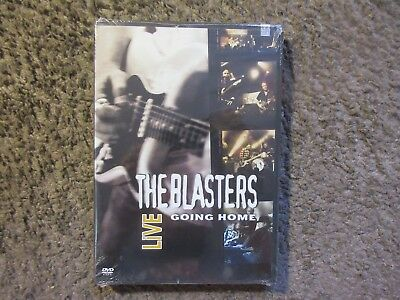 """The Basters """"Live-Going Home"""" 2004 Shout Factory Still Sealed 2+Hours W/Bonus"""
