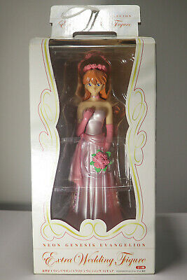 Evangelion Asuka Langley Wedding Figure Sega Prize