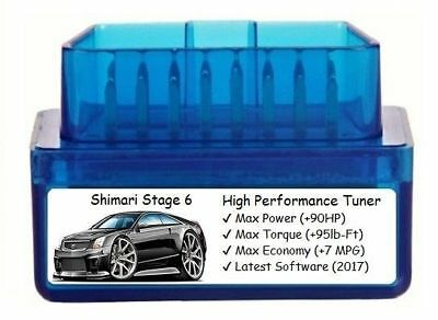 Acura Stage 22 Performance Power Tuner Chip +155HP