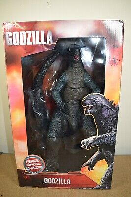 """Neca 24"""" From Head to Tail GODZILLA with ROAR SOUND - NEW & UNOPENED"""