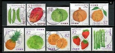 JAPAN STAMPS 1993 SC#2204 & 2205,2205a Letter Writing Week ,mint, NH