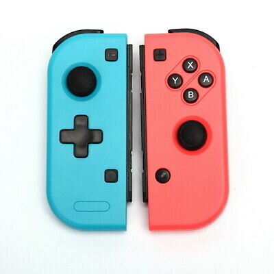 Left & Right Joy-Con Switch Pro Wireless Game Controllers Gamepad for Switch YN