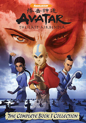 Avatar, The Last Airbender: The Complete Book 1 Collection (DVD,2006)