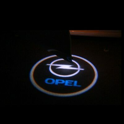 Opel Insignia opel logo lights opel logo led Door welcome light, door projector