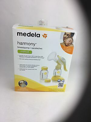 Medela Harmony Manual Breastpump #67186 Breast Pump