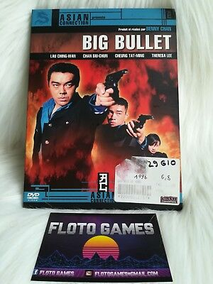 DVD ZONE 2 FR : Big Bullet - Lau Ching-Wan - Asiatique - Floto Games