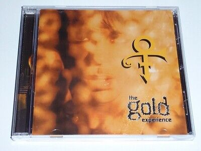 PRINCE - THE GOLD EXPERIENCE (Album CD)