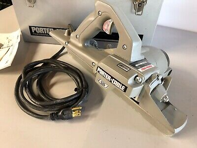 Porter Cable 126 Porta Plane Door Paner Kit Extremely Clean Low Usage 9118 USA